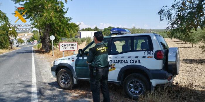 La Guardia Civil detiene en Castro del Río a dos personas como supuestos autores de los delitos de falsificación de moneda y amenazas de muerte con arma blanca