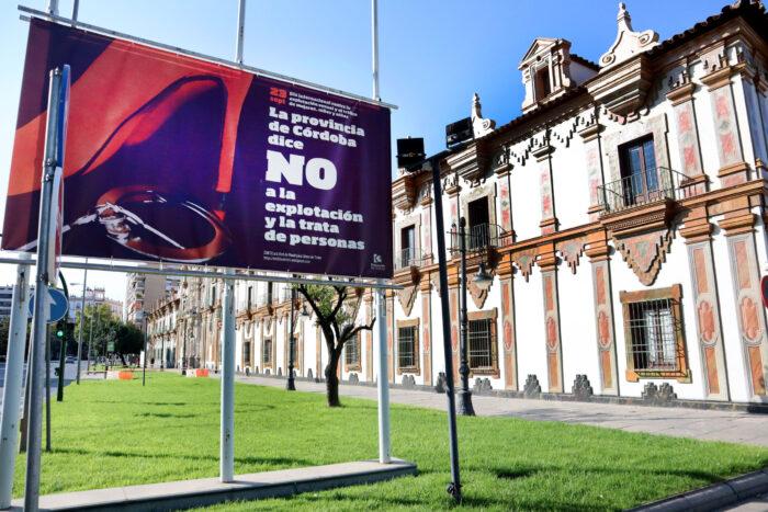 La Diputación de Córdoba hace un llamamiento a los ayuntamientos para que se adhieran a la Red de Municipios contra la Trata