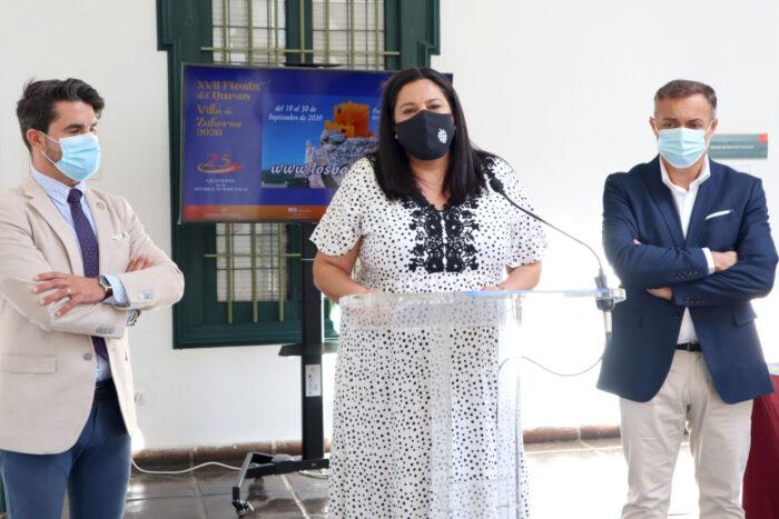 La Fiesta del Queso de Zuheros se reinventa en su XVII edición y adquiere un carácter interactivo