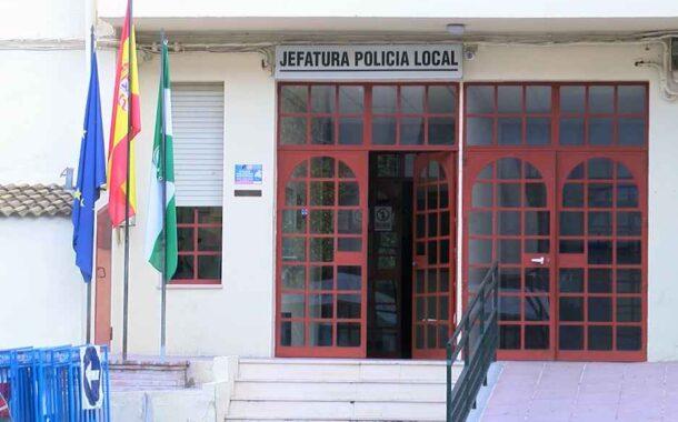 La Policía Local de Priego desaloja a 49 personas del interior de un local de 41 metros cuadrados