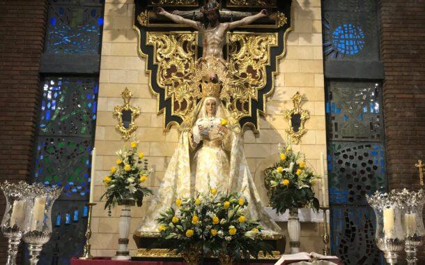 La Hermandad de la Virgen de los Dolores de Almedinilla suspende la verbena