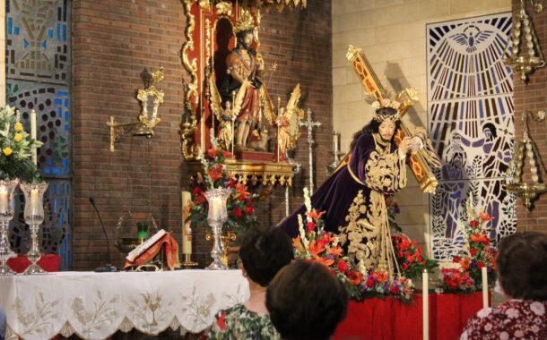 Atípica festividad de la Exaltación de la Cruz  en Almedinilla