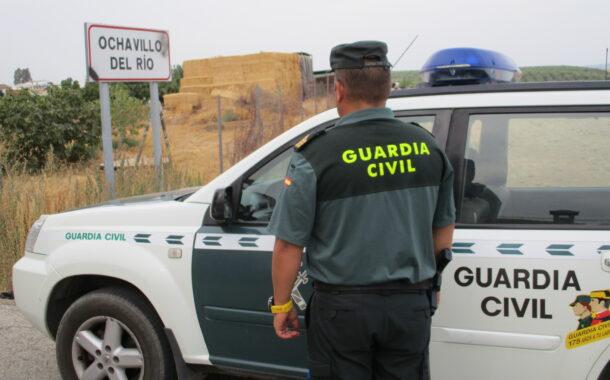 La Guardia Civil detiene en Fuente Palmera a una persona como supuesta autora de un delito de lesiones con arma blanca