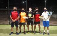 Éxito de participación de la Liga de Pádel de Almedinilla