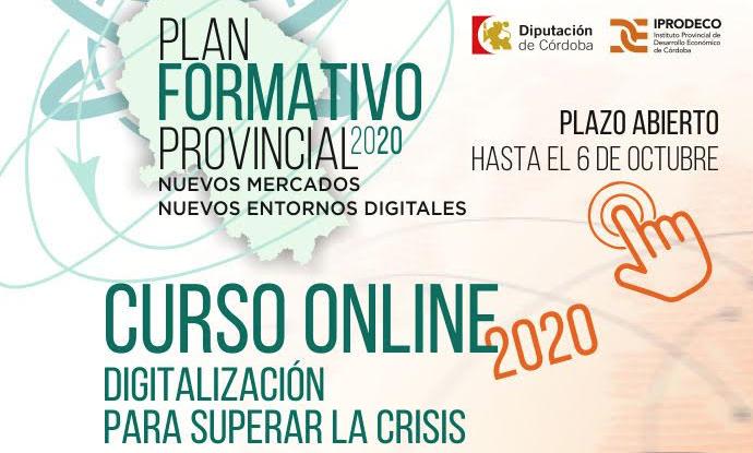 IPRODECO ofrece un curso online