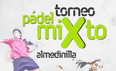 Torneo Pádel Mixto en Almedinilla