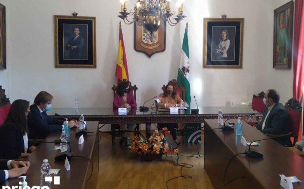 Carmen Crespo anuncia la licitación de la redacción de tres proyectos para la depuración de aguas residuales en cinco aldeas del término municipal y la ELA de Castil de Campos