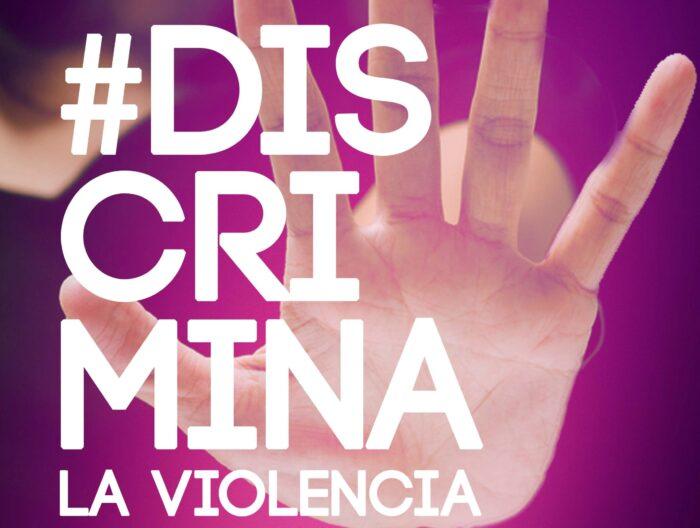 """VI Concurso Fotografía, Pintura y Relato Corto """"Discrimina la violencia"""""""