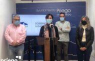 El Ayuntamiento de Priego adopta medidas de urgencia ante el repunte de positivos por Covid-19 en las dos últimas semanas