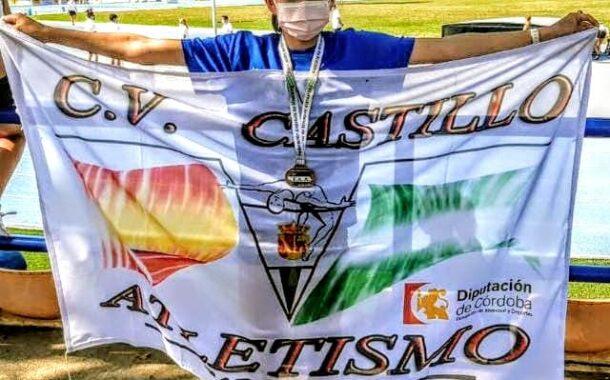 La almedinillense Mar Calmaestra Ortiz clasificada para participar en el Campeonato de España de Atletismo Sub14