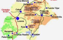 El Presidente de la Junta de Andalucía ordena el cierre perimetral de todos los pueblos de la Subbética