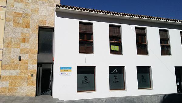 Iprodeco destina 12.000 euros a la dinamización del Centro de Iniciativa Empresarial de Priego