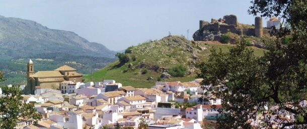 La Junta autoriza el proyecto de consolidación y mejora del castillo de Carcabuey