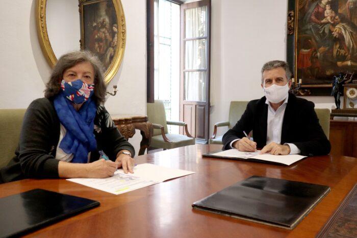 El IPBS renueva su colaboración con Unicef para seguir trabajando por los derechos de los niños y niñas de Córdoba