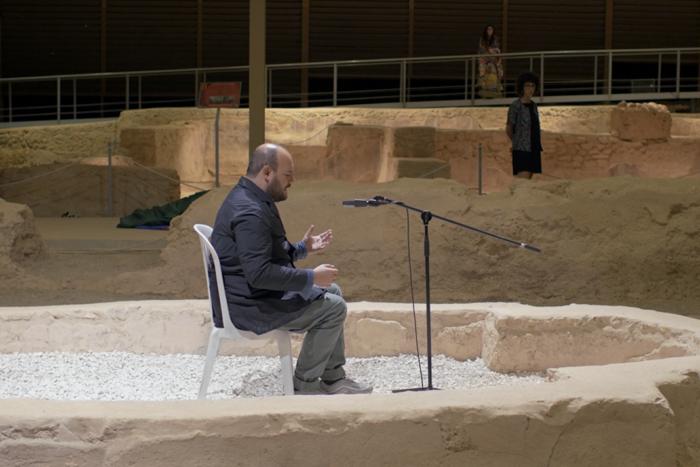 La vigilia sonora de Niño de Elche en Almedinilla se convierte en un vinilo