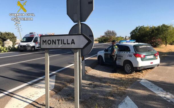 La Guardia Civil detiene en Montilla a los supuestos autores de un robo con violencia en un supermercado de la localidad