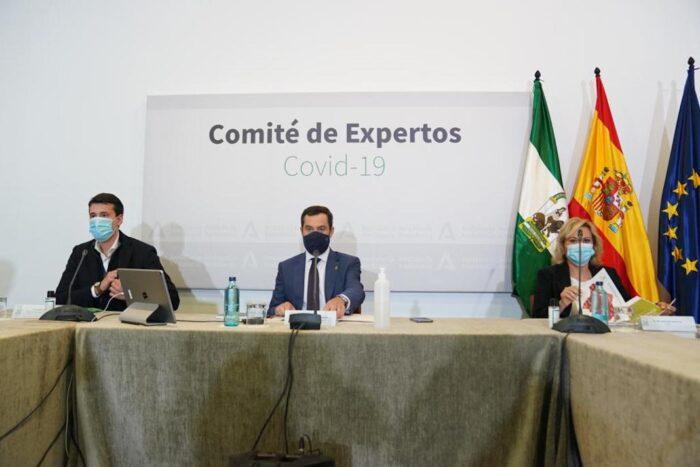 Andalucía cierra todos sus municipios y suspende todas las actividades no esenciales a partir de las 18.00 horas