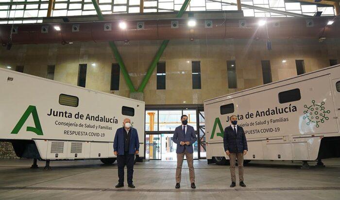 La Junta de Andalucía encarga a la multinacional Bidafarma el proceso de vacunación contra el Covid-19