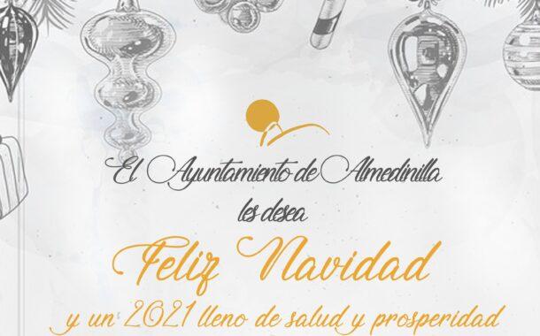 El Ayuntamiento de Almedinilla da a conocer el programa de Navidad con una emotiva carta