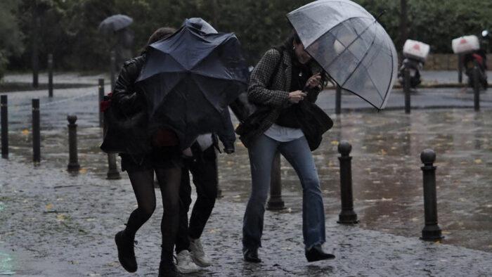 Las lluvias y el descenso de temperaturas despiden al año 2020