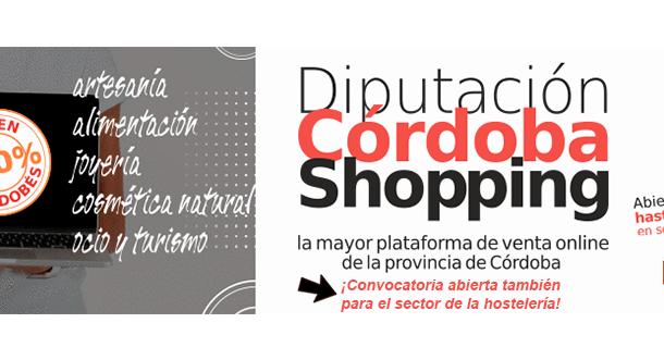 Iprodeco amplia hasta el 30 de diciembre la convocatoria de adhesión a Córdoba Shopping