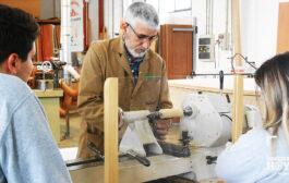La Escuela de la Madera de Encinas Reales presenta una nueva convocatoria de siete cursos gratuitos