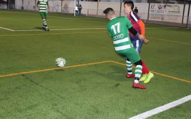 El Almedinilla Atlético suma los tres puntos contra el C.D. Villarrubia