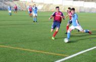 El Almedinilla Atlético consigue un gran triunfo en el campo del Naranjo