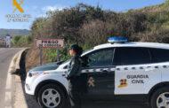 La Guardia Civil con el apoyo de la Policía Local detiene en Priego de Córdoba por diferentes delitos a dos personas supuestamente implicadas en una pelea