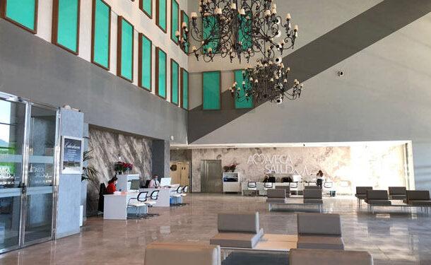 El Hospital Centro de Andalucía de Lucena ya atiende a sus primeros pacientes