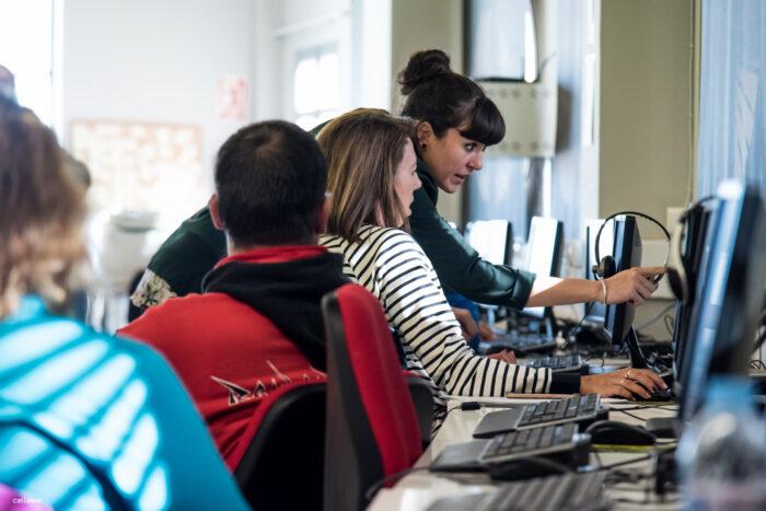 Más de 106. 400 cordobeses confían su aprendizaje digital a Guadalinfo en 2020
