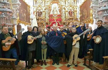 El Ayuntamiento de Priego propone la declaración de BIC a los Hermanos de la Aurora