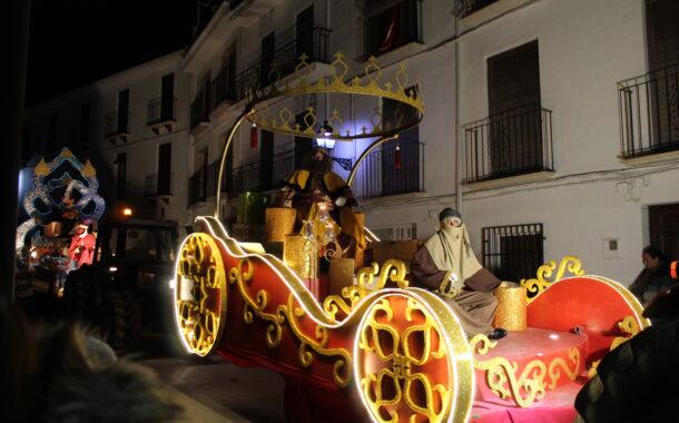 SS.MM Los Reyes Magos visitarán Almedinilla