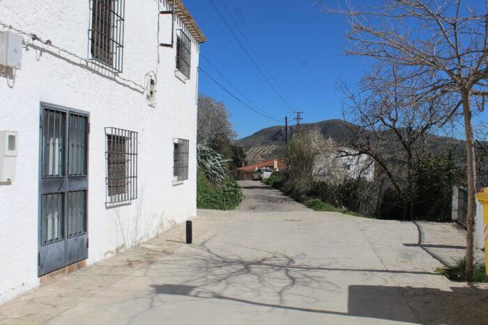 Por fin se va acometer el arreglo del Camino Vecinal Huertas-Isla de Almedinilla