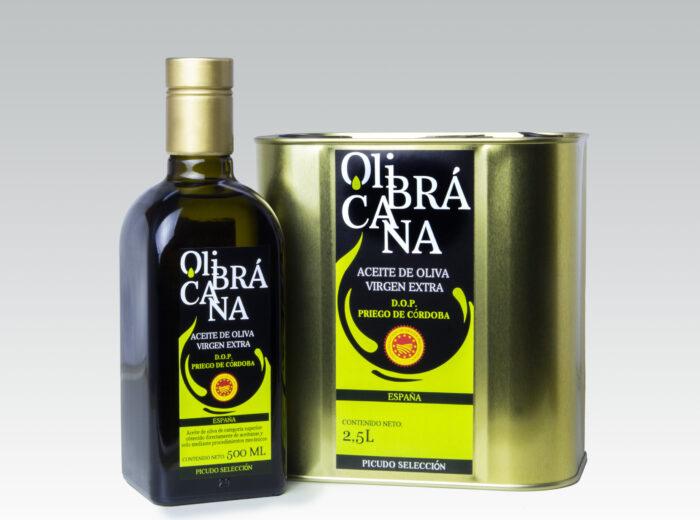 Olibrácana, nueva marca de la D.O.P. Priego de Córdoba