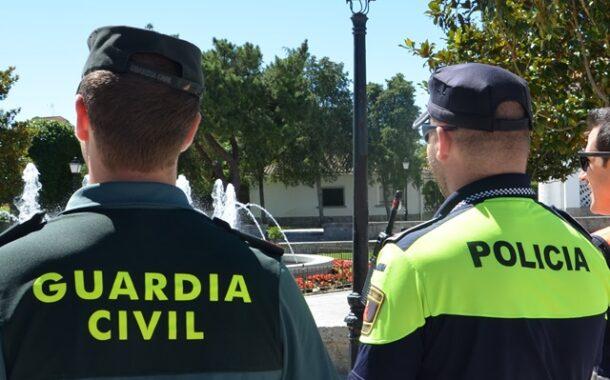 """La Guardia Civil y la Policía Local detienen en Baena a una persona como supuesta autora de un delito de tentativa de robo por el procedimiento del """"tirón"""""""