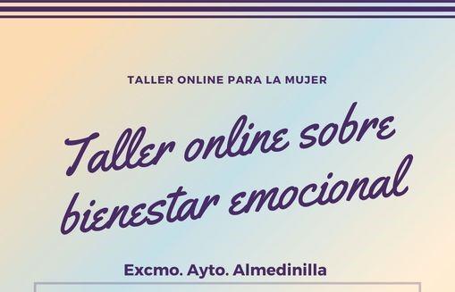 Taller online sobre bienestar emocional