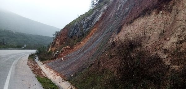 La Junta mejora la seguridad de la carretera A-339 a su paso por Cabra, Carcabuey y Almedinilla