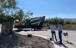 Fuente-Tójar instalará farolas solares para iluminar la Glorieta de la Carretera de Priego