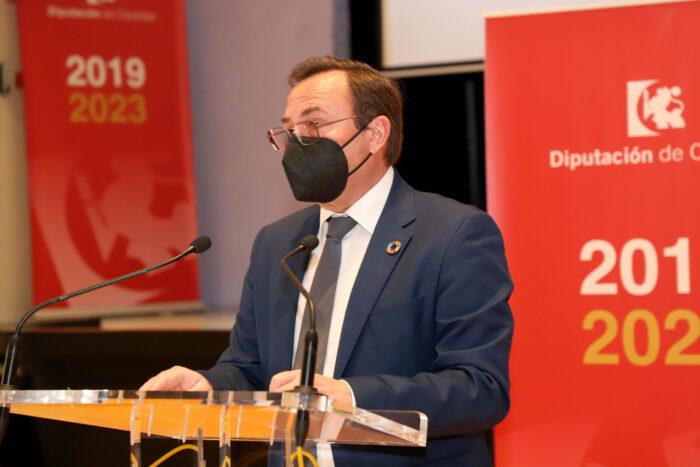 La Delegación de Medio Natural de la Diputación destinará 270.000 euros a su convocatoria de subvenciones a entidades locales de la provincia