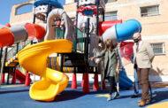 Luque inaugura su Villa de la Infancia