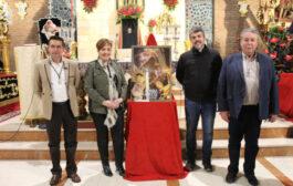 La Parroquia de Almedinilla inicia los actos de la Semana Santa 2021