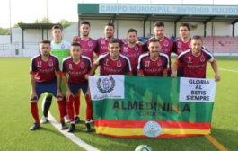 El Almedinilla Atlético deja escapar dos puntos del Municipal