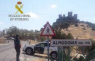 La Guardia Civil detiene en Almodóvar del Río a un menor de edad como supuesto autor de un delito de robo con intimidación