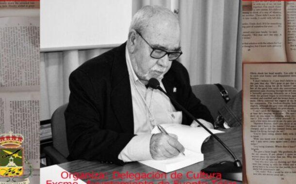 Fernando Leiva celebra el Día del Libro, con una firma de libros en Fuente-Tójar