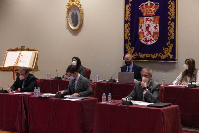 La Diputación lleva a su sesión plenaria la aprobación inicial de un plan de asistencia económica a las mancomunidades dotado con 300.000 euros