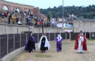 La Parroquia de San Juan Bautista de Almedinilla retoma el Vía Crucis de Penitencia el Miércoles Santo