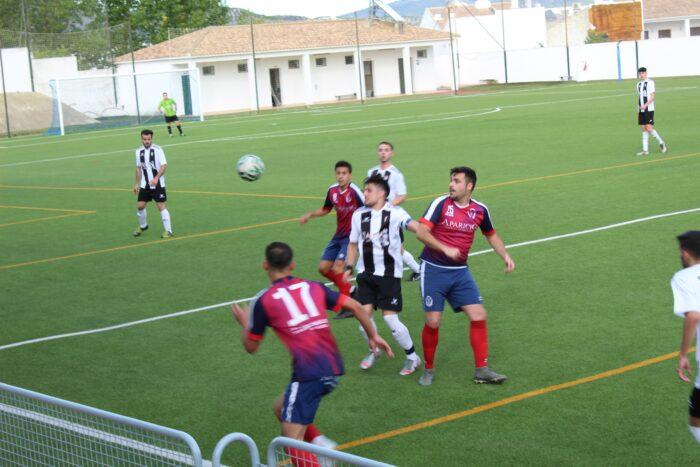 El Almedinilla Atlético pierde por la mínima con el Villarrubia