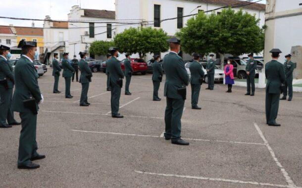 La Comandancia de Córdoba se refuerza con 17 nuevos Guardias Civiles de la Escala de Cabos y Guardias