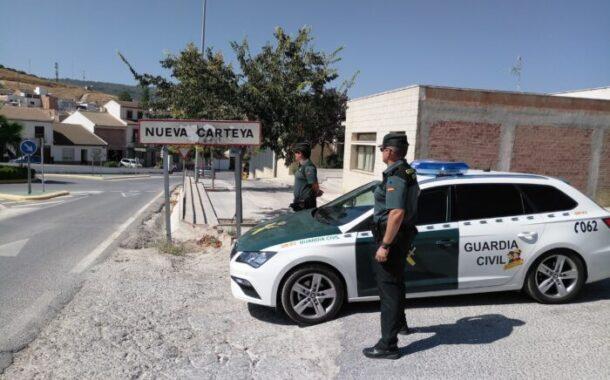 La Guardia Civil con la colaboración de la Policía Local de Nueva Carteya detiene a una persona como supuesto autor de un delito de robo con fuerza